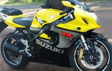 Suzuki Gsx R 750