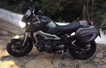 Yamaha MT 09 ABS - Foto #1