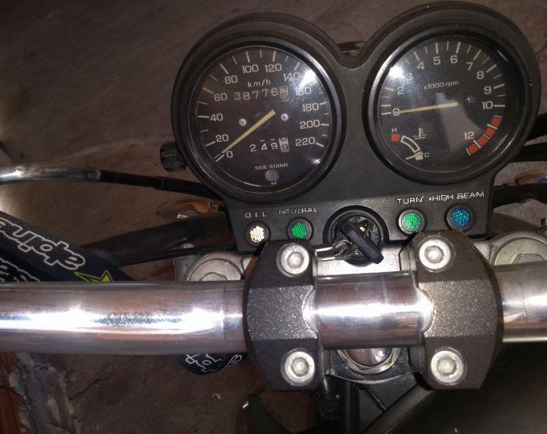 Honda CB 500 - Foto #3
