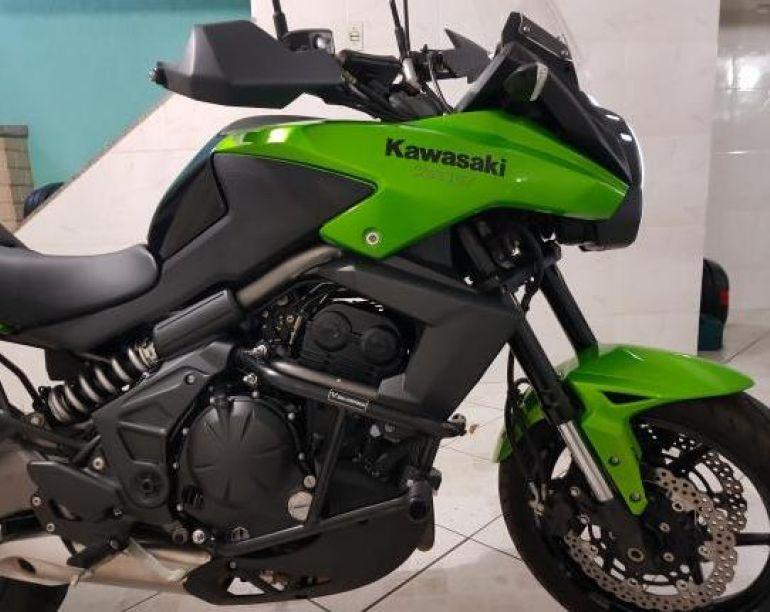 Kawasaki Versys 650 (ABS) - Foto #5