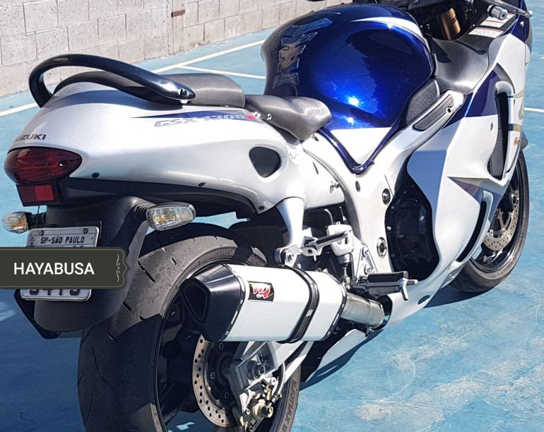 Suzuki Gsx R 1300 (Hayabusa) - Foto #8