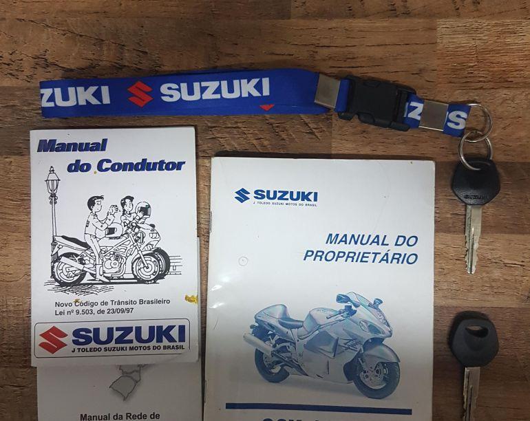 Suzuki Gsx R 1300 (Hayabusa) - Foto #10