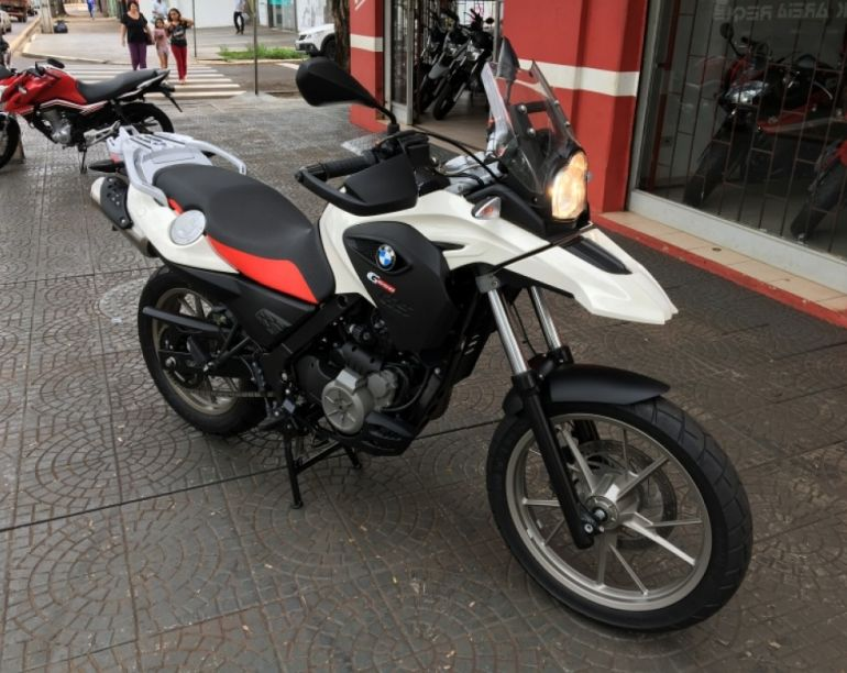 BMW F 650 Gs - Foto #1