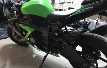 Kawasaki Ninja Zx 6R - Foto #3