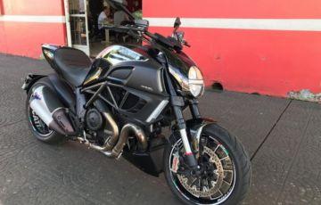 Ducati Diavel 1198 Cromo