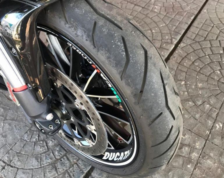 Ducati Diavel 1198 Cromo - Foto #3
