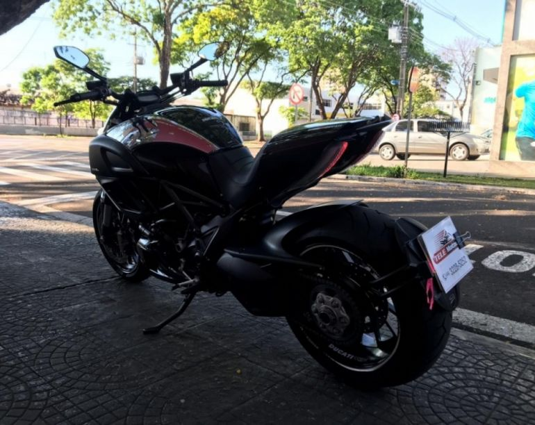 Ducati Diavel 1198 Cromo - Foto #8