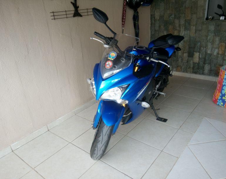 Suzuki Gsx S 1000FA - Foto #2
