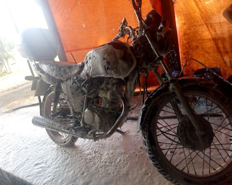 Honda Cg 125 Fan - Foto #5