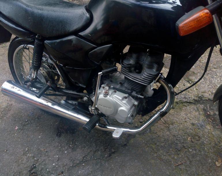 Honda Cg 125 Fan - Foto #7