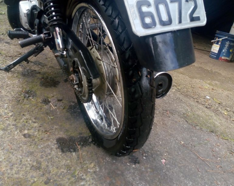Honda Cg 125 Fan - Foto #8