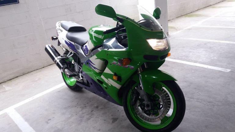 Kawasaki Ninja ZX 9R 900cc - Foto #8