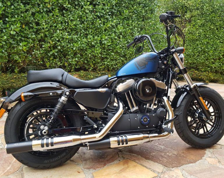 Harley-Davidson Forty-Eight - Foto #6