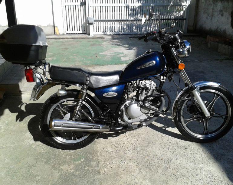 Suzuki Intruder 125 - Foto #4