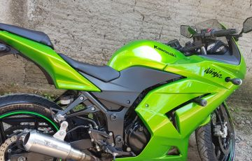 Kawasaki Ninja 250R - Foto #4