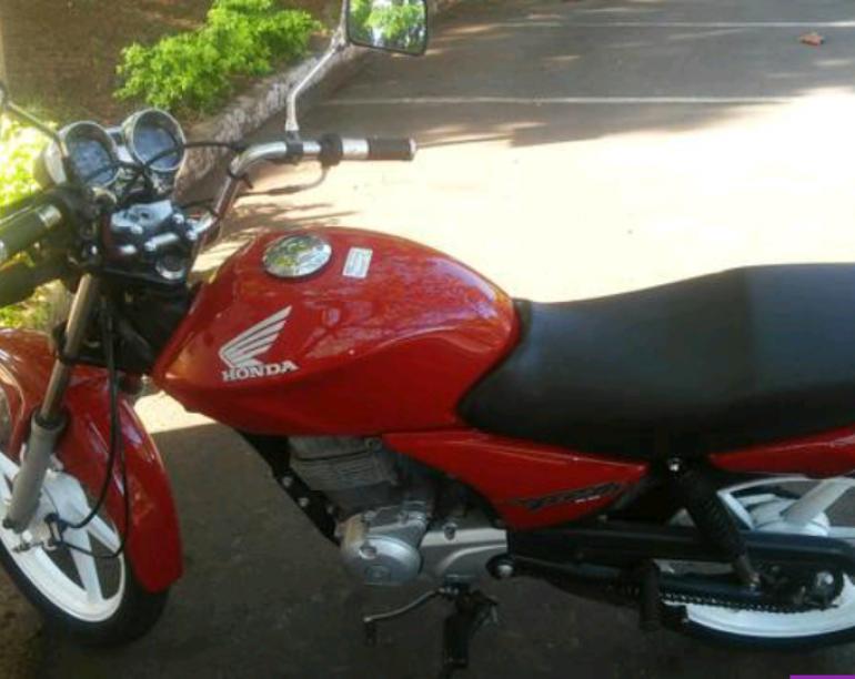 Honda Cg 150 Cargo ESD - Foto #5