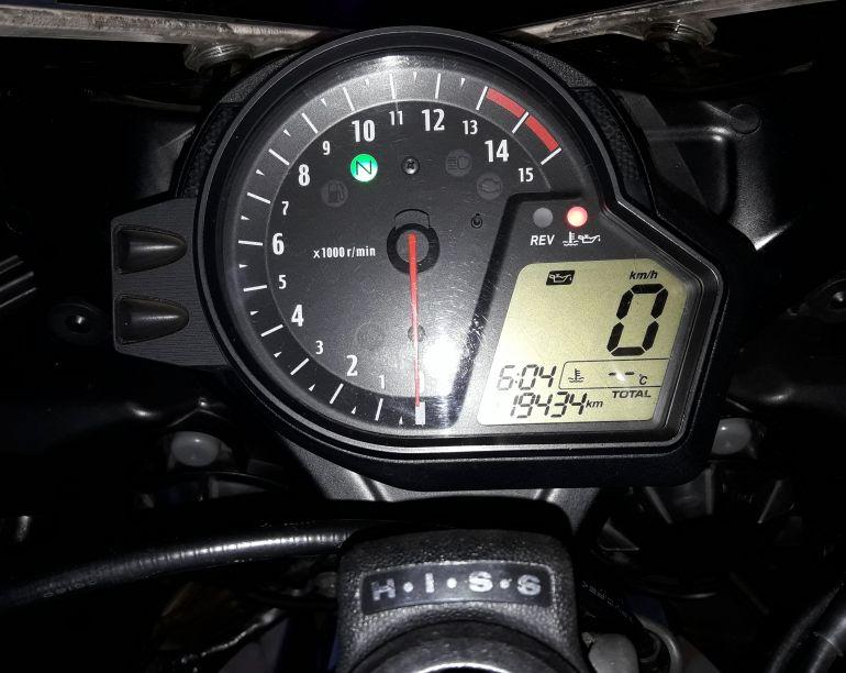Honda Cbr 1000 RR Fireblade (Repsol) - Foto #7