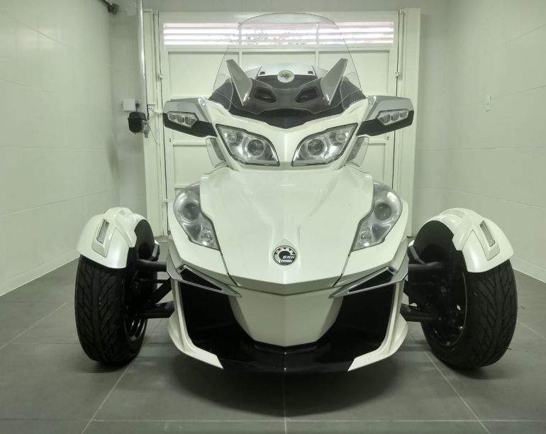 BRP Can Am Spyder 1330 RT Limited (Triciclo) - Foto #3