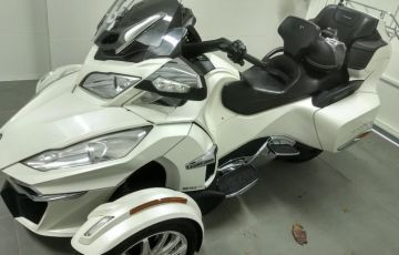 BRP Can Am Spyder 1330 RT Limited (Triciclo) - Foto #8