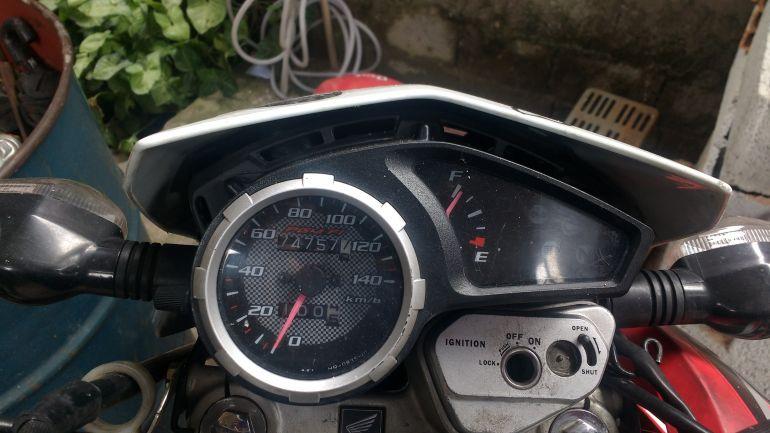 Honda Nxr 150 Bros ESD - Foto #2