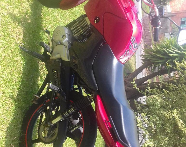 Yamaha Ybr 125 Factor Black Edition