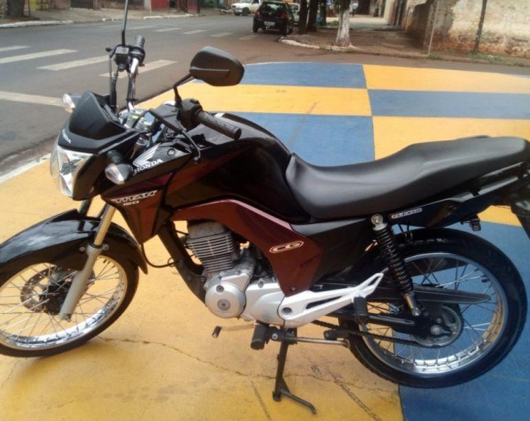 Honda Cg 150 Titan EX - Foto #4
