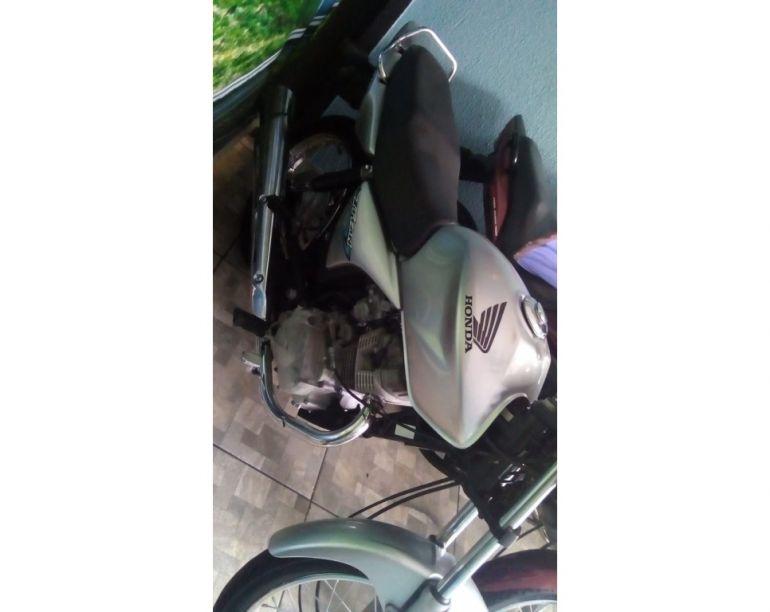 Honda Cg 150 Titan ES - Foto #6