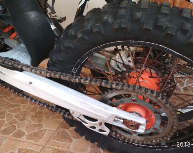 KTM 450 EXC - Foto #4