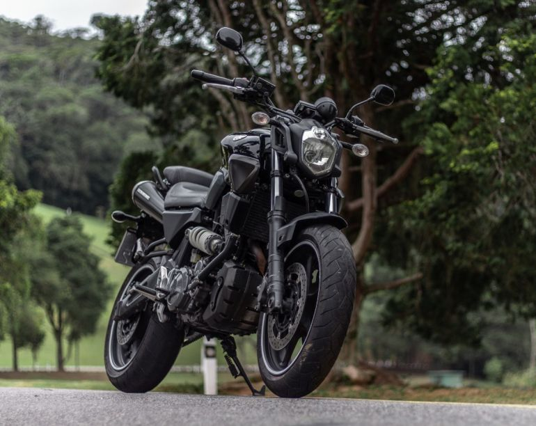 Yamaha MT 03 (660cc) - Foto #1