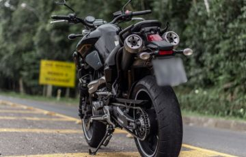 Yamaha MT 03 (660cc) - Foto #3