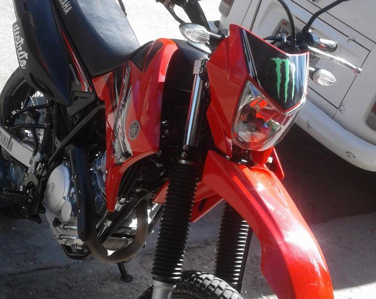 Yamaha Xtz 250 Lander Blueflex - Foto #2