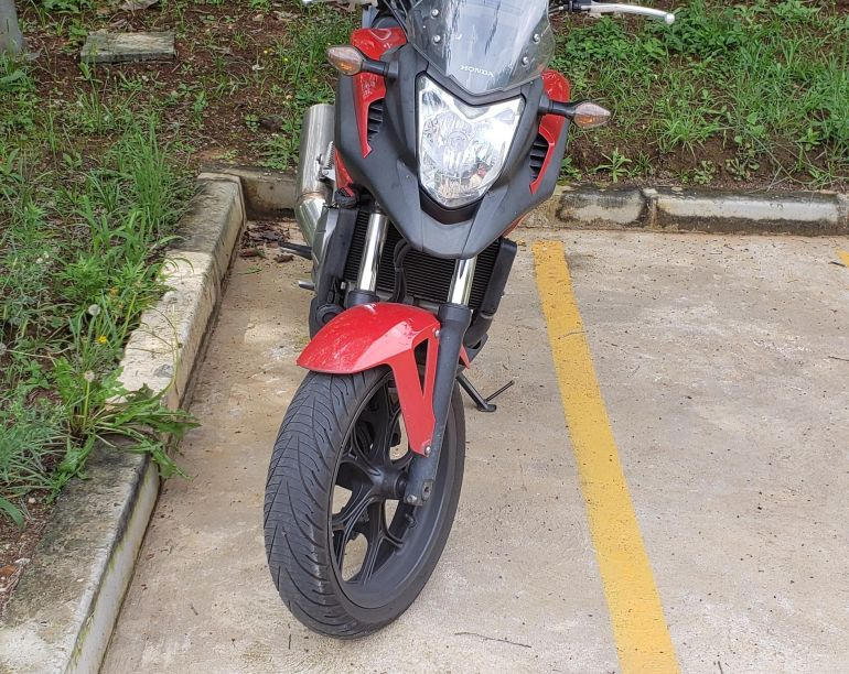 Honda Nc 700X (ABS) - Foto #2