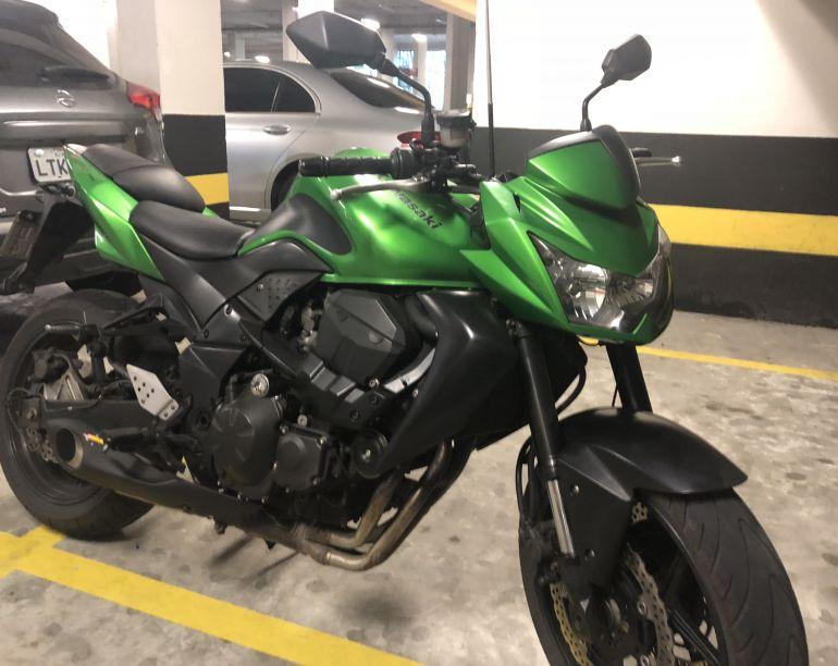 Kawasaki Z 750 (ABS) - Foto #3