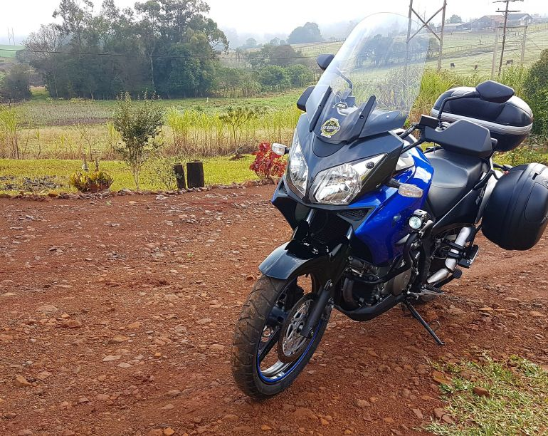 Suzuki DL 1000 V Strom - Foto #1