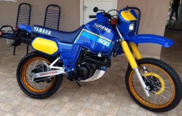 Yamaha Xt 600 Z Tenere - Foto #3