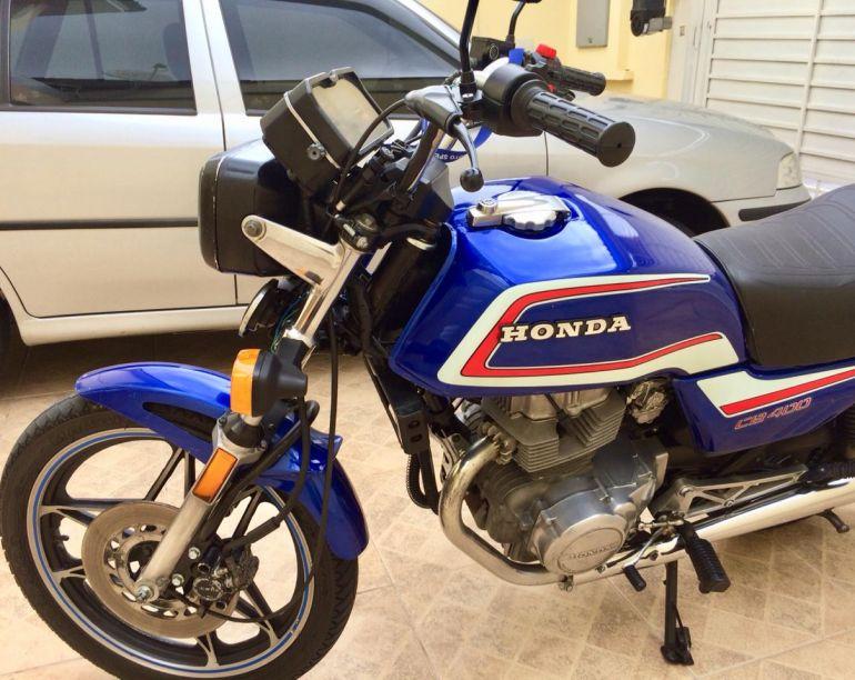 Honda Cb 400 - Foto #1