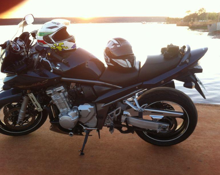 Suzuki Bandit 1250S - Foto #2