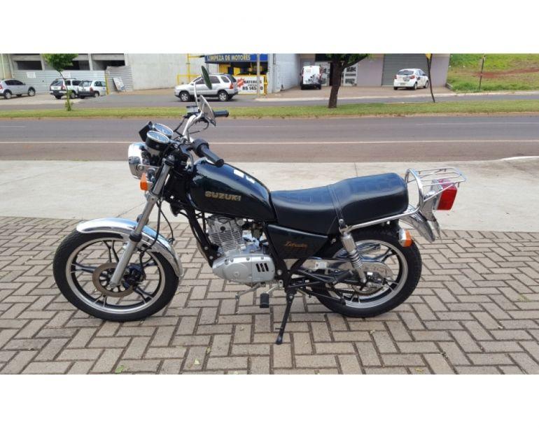 Suzuki Intruder 125 - Foto #1