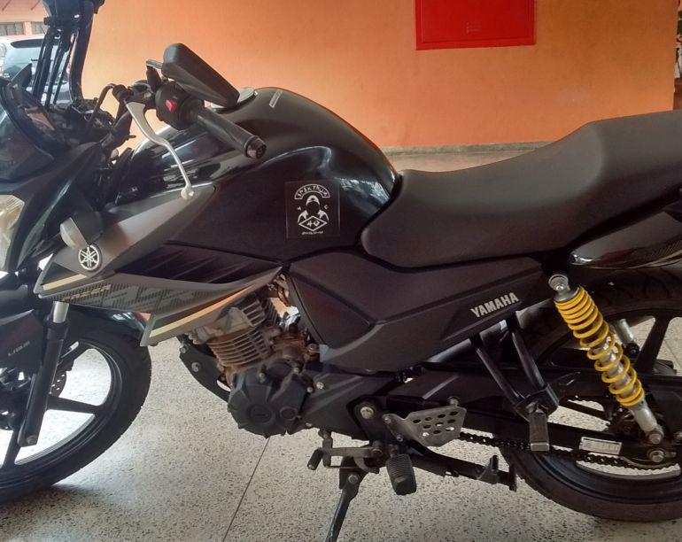 Yamaha YS 150 Fazer UBS (Flex) - Foto #4