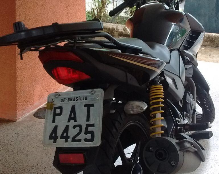 Yamaha YS 150 Fazer UBS (Flex) - Foto #10
