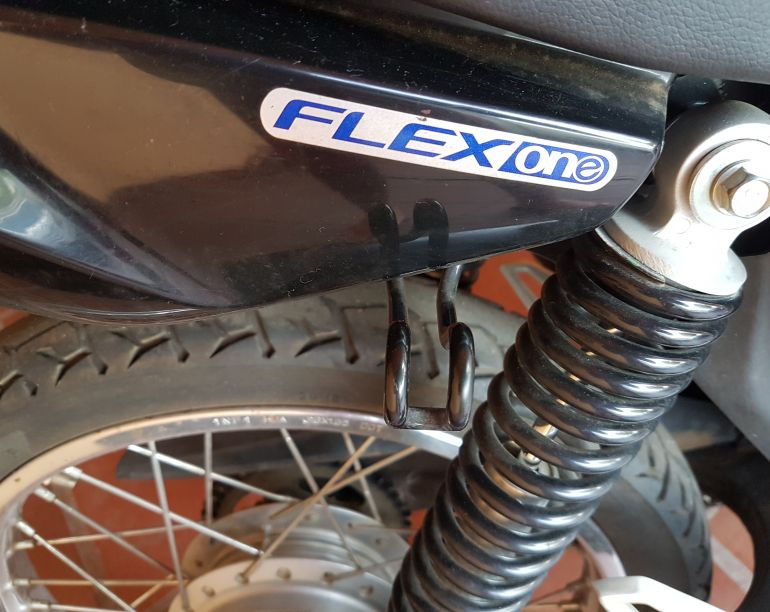 Honda Cg 150 Start Blueflex - Foto #3