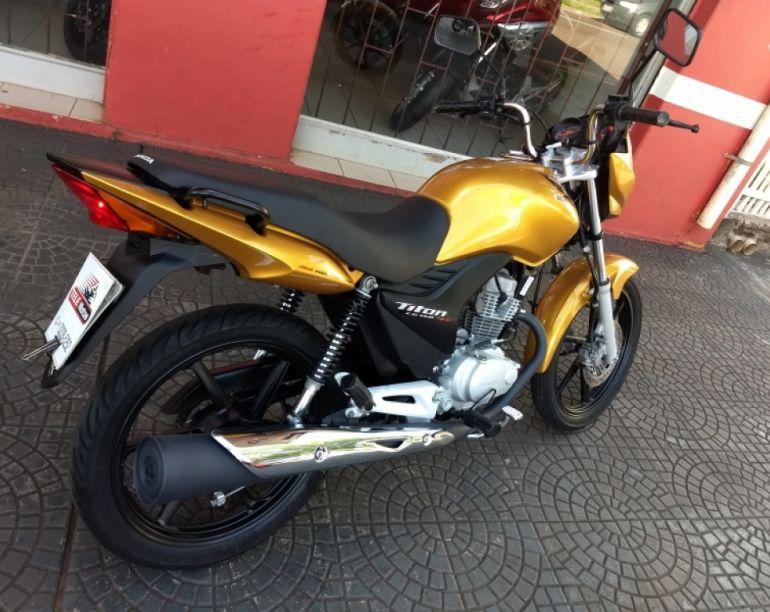 Honda Cg 150 Titan Ex (Mix) - Foto #2