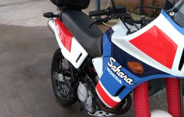 Honda Nx 350 Sahara - Foto #6