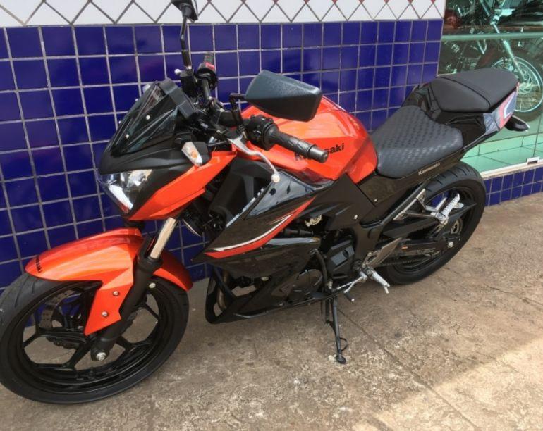 Kawasaki Z 300 - Foto #3