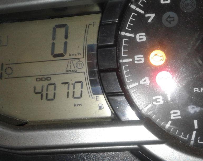 Triumph Tiger 800 XRx - Foto #4
