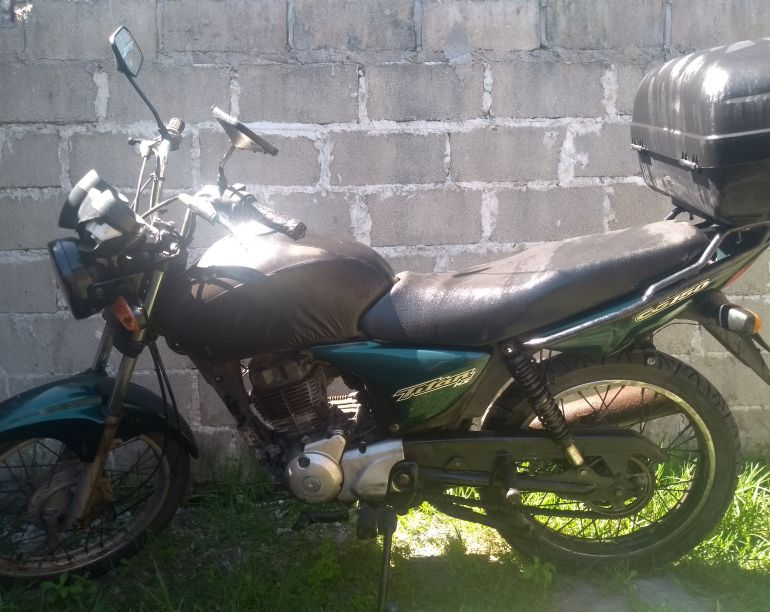 Honda Cg 150 Titan ES - Foto #2