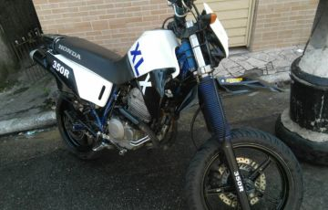 Honda Xlx 350 R