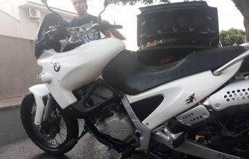 BMW F 650 - Foto #3