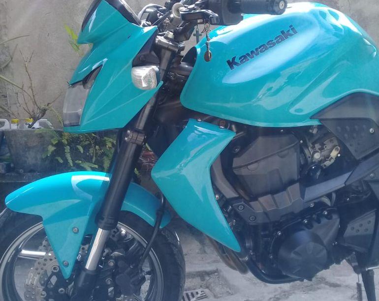 Kawasaki Z 750 - Foto #2