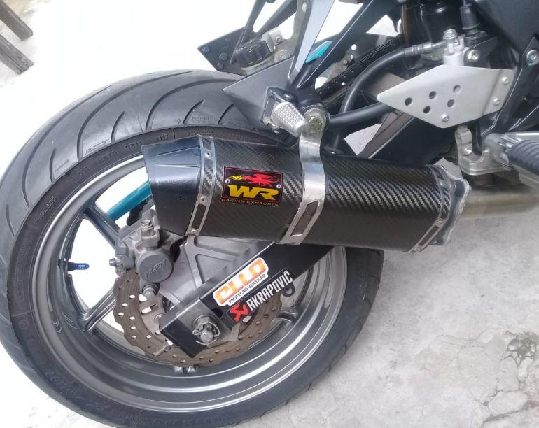 Kawasaki Z 750 - Foto #3
